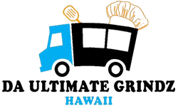 Da Ultimate Grindz Hawaii logo